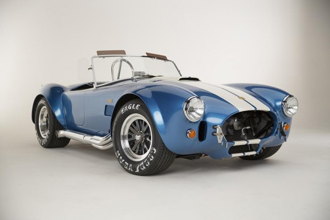 50th Anniversary Shelby Cobra 427 5