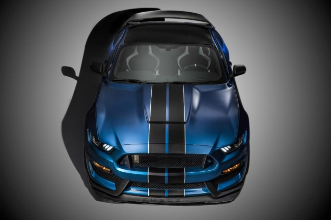 Ford Shelby GT350R Mustang 3