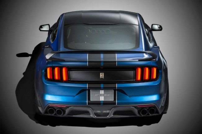 Ford Shelby GT350R Mustang 5