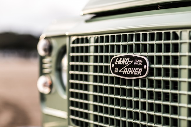 LAnd Rover Defender Heritage special edition 2