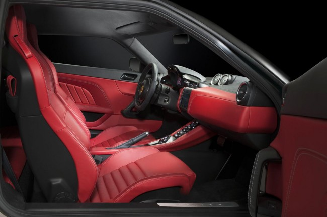 2015 Lotus Evora 400 interior 2