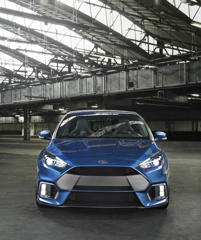 New 2015 Ford Focus RS front