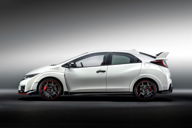2015 Honda Civic Type R side profile