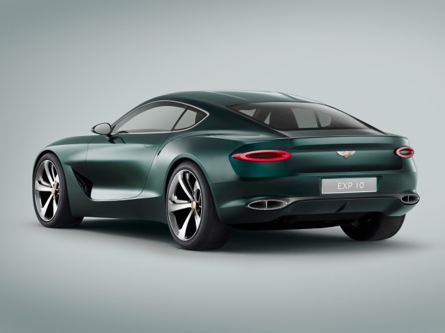 Bentley EXP 10 Speed 6 concept 2