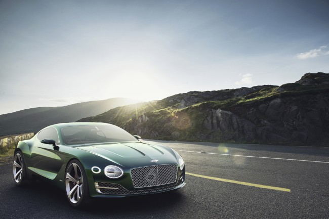 Bentley EXP 10 Speed 6 concept 5