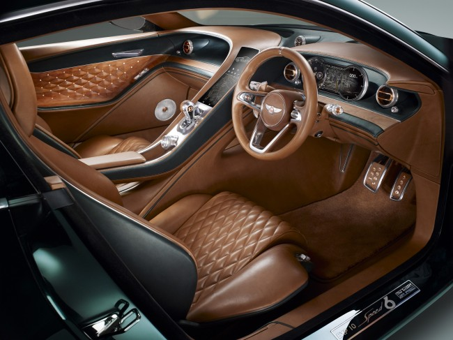 Bentley EXP 10 Speed 6 concept 7