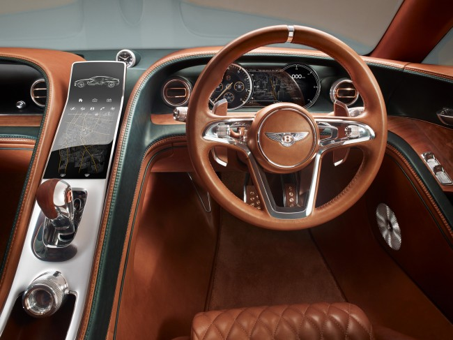 Bentley EXP 10 Speed 6 concept 8