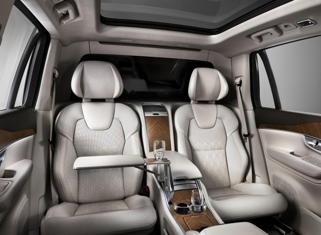 Volvo XC90 Excellence 4