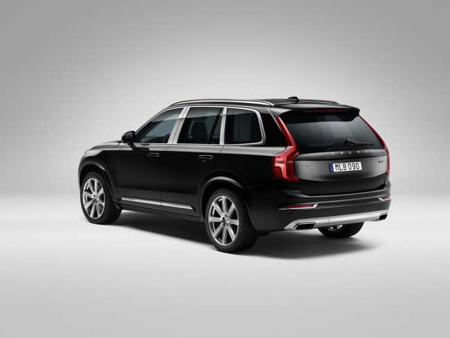 Volvo XC90 Excellence 5
