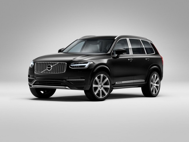 Volvo XC90 Excellence 7