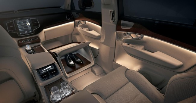 Volvo XC90 Lounge Console concept 2