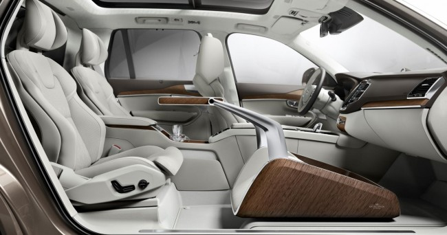 Volvo XC90 Lounge Console concept 3