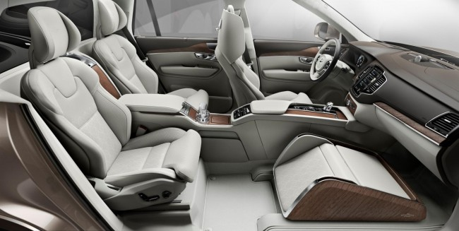 Volvo XC90 Lounge Console concept 6