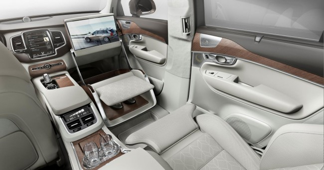 Volvo XC90 Lounge Console concept 8