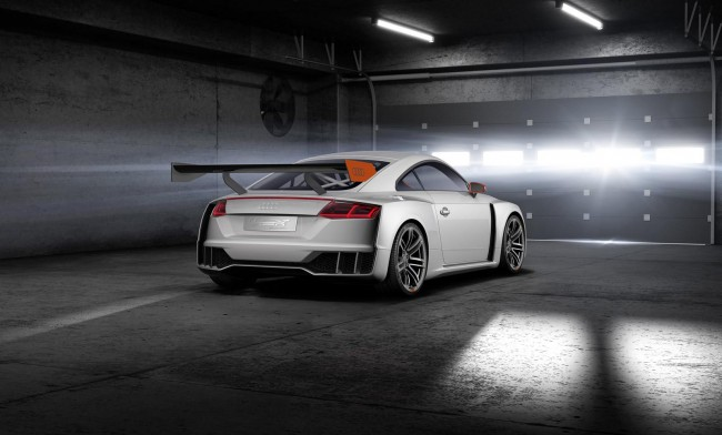 Audi TT clubsport turbo concept 4