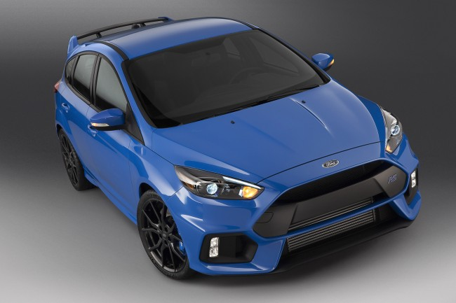 2016 Ford Focus RS 7