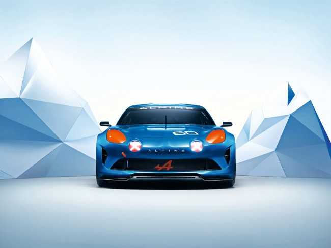 Renault Alpine Celebration concept 6