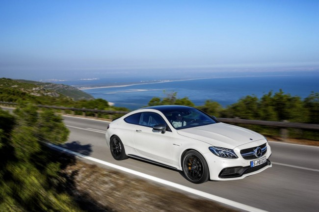 Mercedes-AMG C 63 Coupe 2