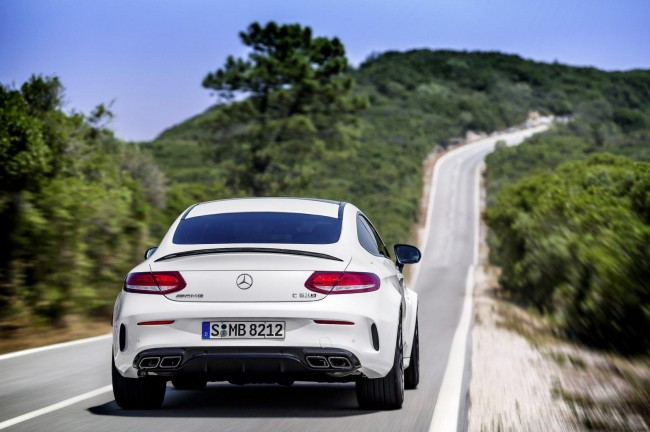 Mercedes-AMG C 63 Coupe 3
