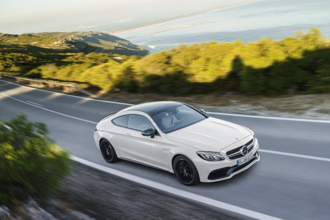 Mercedes-AMG C 63 Coupe 5