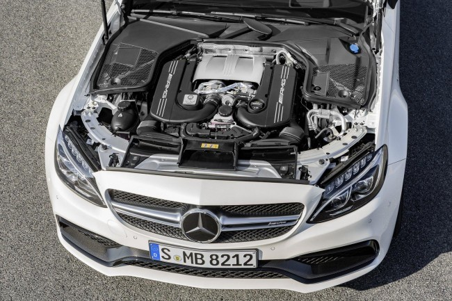 Mercedes-AMG C 63 Coupe 6