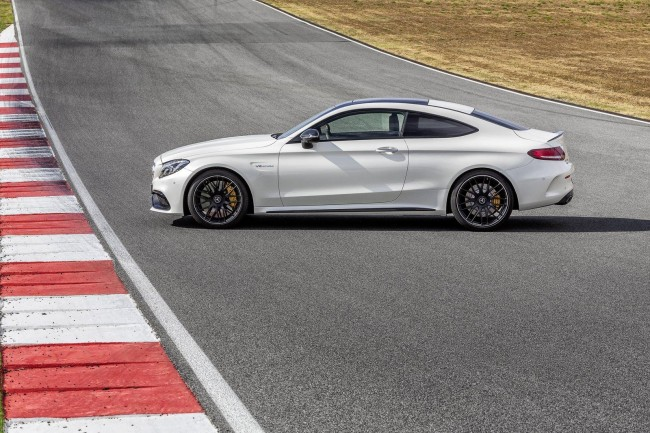 Mercedes-AMG C 63 Coupe 7
