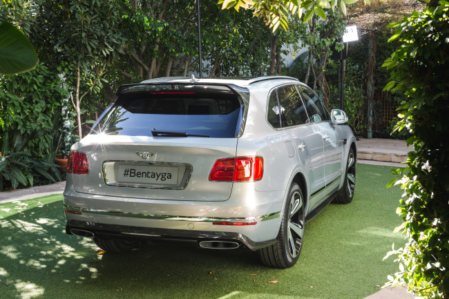 Bentley debuts Bentayga First Edition (3)