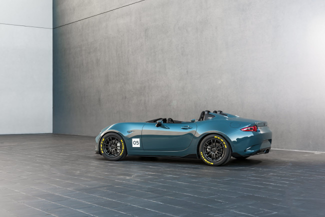 Mazda MX-5 Speedster 2
