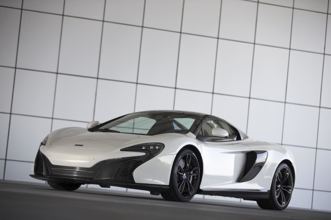 McLaren unveils exclusive 650S Spider Al Sahara 79 by MSO 4