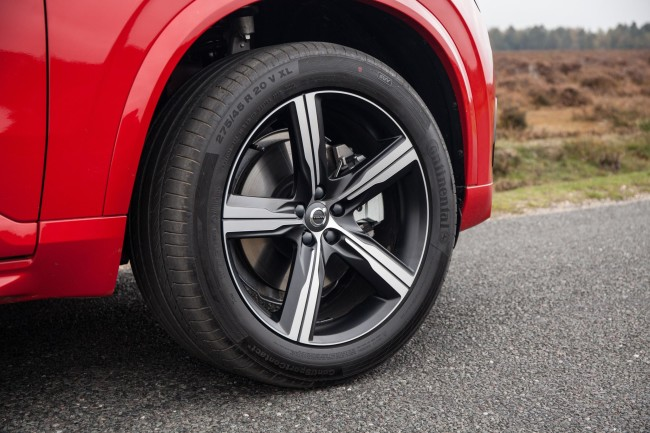 Volvo XC90 R-Design wheels