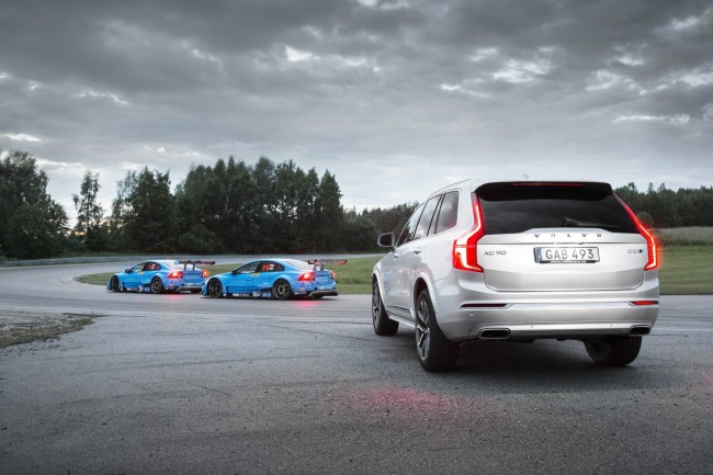 Volvo XC90 with Polestar upgrades 2