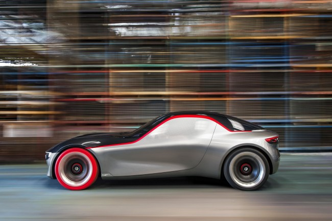 Vauxhall GT Concept 2