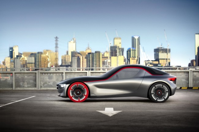 Vauxhall GT Concept 7