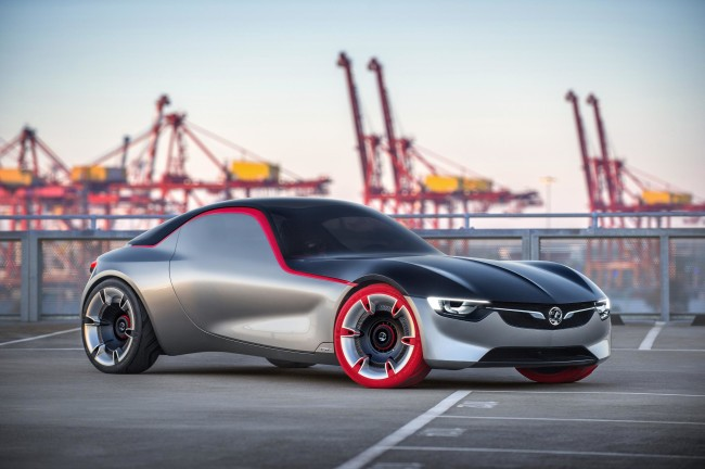 Vauxhall GT Concept 8