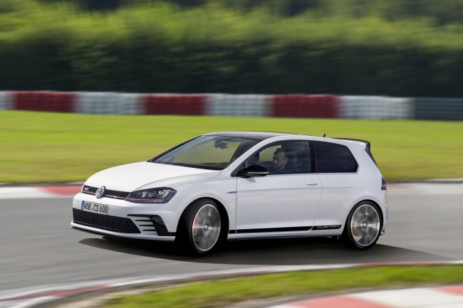 Golf GTI Clubsport Edition 40 8