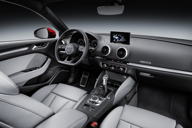 The Audi A3 Cabriolet 3