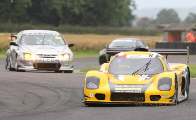 Jonny MacGregor, a DNF from Race 1, took the overall win in Race 2