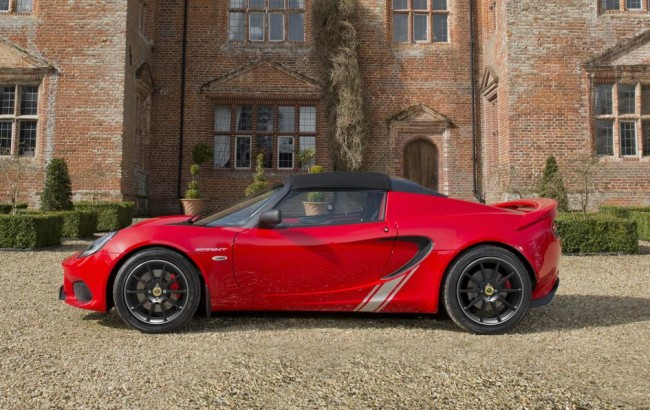 Lotus Elise Sprint 220 Side Med Res (4)