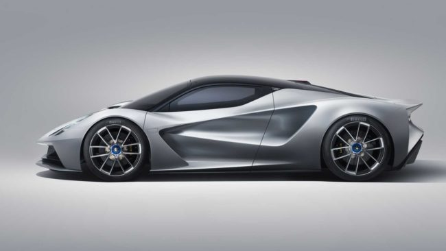 2020 Lotus Evija electric hypercar announced - limited to 130 cars