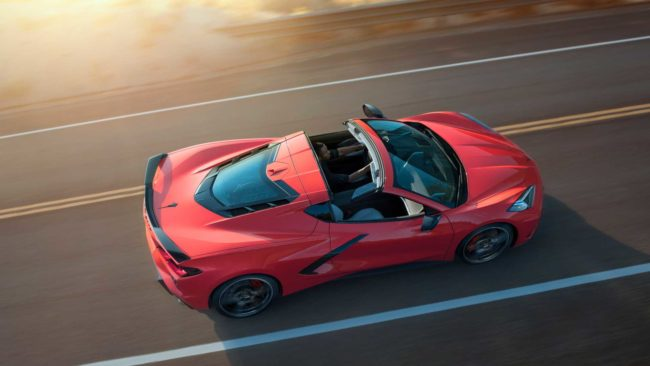2020 Chevrolet Corvette is here - first-ever mid-engine Corvette