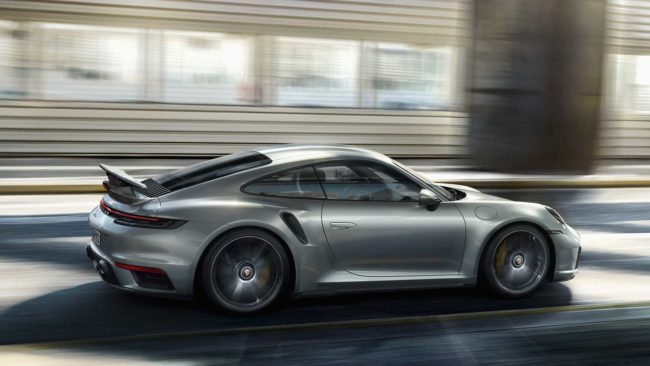New Porsche 911 Turbo S Coupe and Cabriolet revealed with 650 horsepower